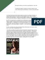 Acesso de Negros à Educação Melhora Em Termos Quantitativos, Mas Não Qualitativos