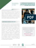 CERTIFICADO DE DISCAPACIDAD IMSS ART. 186