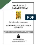 Baragiola Smerling Antonio Manuel - Libro Midrash Resh - Enseñanzas Cabalisticas.doc