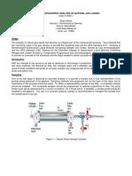 Chromatographic Analysis of Natrual Gas Liquids 5060.1