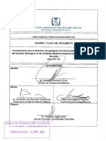 Proced. Interconsultas Pte. Qco.