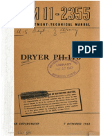 TM11-2355 Dryer PH-176