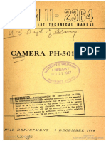 Tm11-2364 Camera Ph-501 Pf