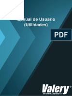 Manual de Usuario Utilidades - 2016