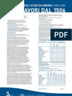 Manifesto degli Studi 2010-2011 - Normativa
