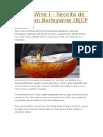 Barley Wine I Mais Doce