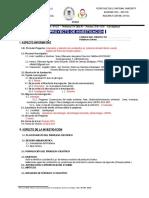 3. Esquema + Instructivo proyecto de investigacion