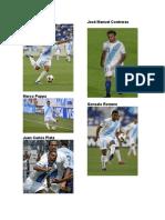 10 Jugadores Guatemala