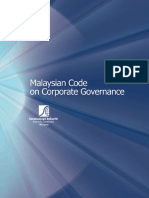 Malaysian Code on Corporate Governance 2017