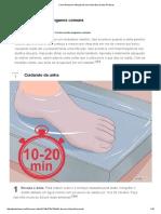 Como Remover Infecção de Uma Unha Encravada_ 9 Passos