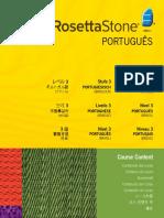 Portugués Rosetta Stone Level 3 Content