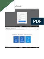 Prácticas-Propuestas Webnode