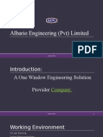 Albario Engineering (Pvt) Limited