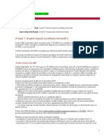 Studii de Caz - Taxe Si Impozite Actual - 7 2010