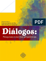 Diálogos - Pesquisas e Escritas Amazônicas