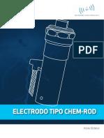 Electrodo Chem Rod (Electrodos de Puest a Atierra)