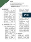 Esquema Para Presentacion de Informe Ppp