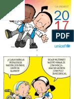 Calendar i o Unicef 2017