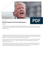 Donald Trump Win Built on Fear, Mistrust of Media, Government_ Study _ Fortune