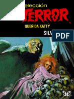 [Bolsilibros] [Seleccion Terror 09] Kane, Silver - Querida Katty