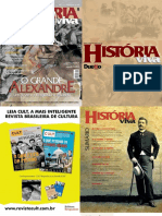Revista História Viva, outubro 2004 - Alexandre o grande.pdf