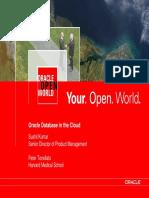 Oracle Amazon