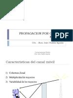 PROPAGACION POR CANALES MOVILES