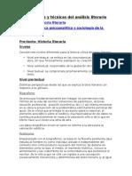 Resumen de Fundamentos y Técnicas del Análisis Literario de Ricardo Reis