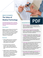 The Value of Medical Technology