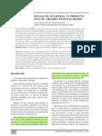 Gamez - Poligalacturonasas de Levaduras Un Producto Biotecnológico de Grandes Potencialidades