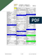 9H AEB Checklist Mar 16