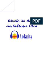 Edicion Audio Audacity Manual