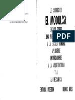 Le Corbusier - Le Modulor (1948) - ArquiLibros - AL.pdf
