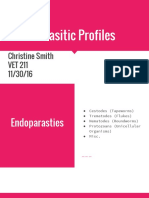 parasitic profiles
