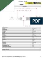 Aislador polimérico S025051S2000
