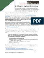 CaDCStatewideEfficiencyExplorerMethodology 4-28-17