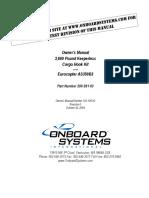 Owner's Manual As350b3