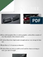 Carbon Fibre Ppt