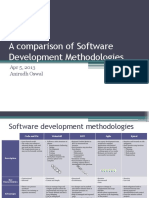 softwaredevelopmentmethodolgiescomparisonv1aoexout-130408121711-phpapp01