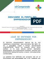 EmprMod1 - 3. Presentación-Descubre Perfil Emprendedor
