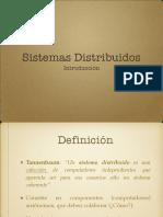1.Introducción SD