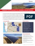 One Page Romero Solar