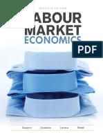 Labor Market Economics seventh edition benjamin, gunderson, lemieux and riddell