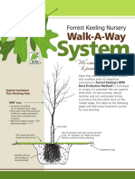 RPM - Walk - A - Way System Commercial TreeInstall