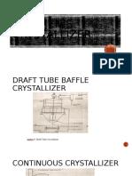 Jenis jenis crystallizer