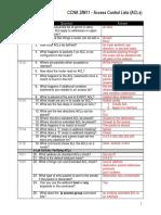 Module 11 Study Guide