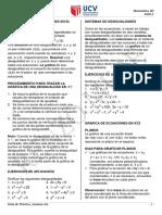 Guía Nº01_graficas de Desigualdades en Xy y Ecuaciones en Xyz