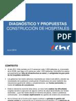 Diagostico y Propuestas Sobre Construccion de Hospitales
