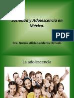 Presentación Sociedad y Adolescencia en México