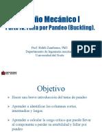 Diseño Mec-I-Pandeo